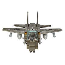 Конструктор «Sluban» (М38-В7200) военный истребитель, 142 элемента, фото 2