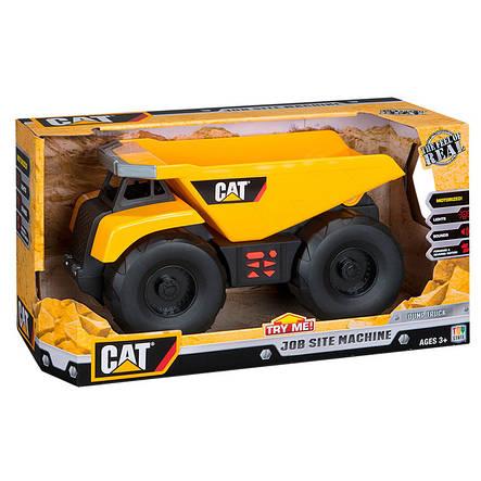 Самосвал CAT, 33 см «Toy State» (35641), фото 2