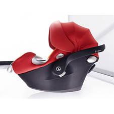 Автокресло Cybex Aton Q Plus 0-13 кг (515104151) Hot & Spicy (красный), фото 2