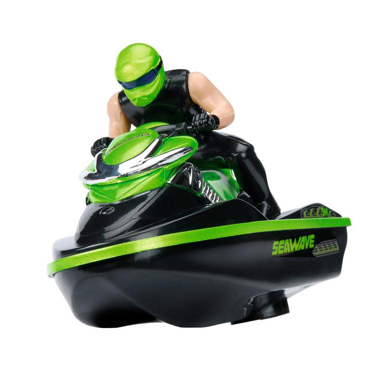 Игрушечные машинки и техника «Dickie Toys» (7266808) скутер, 22 см (зелёный)