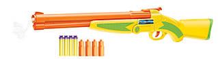 Игрушечное оружие «Buzz Bee Toys» (51003) помповое ружье Air Warriors GunSmoke