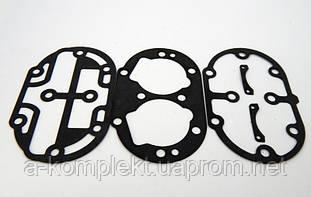 Набор прокладок головки  компрессора ЯМЗ-Евро