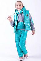 """Детский костюм-тройка для девочки и мальчика """"City"""""""
