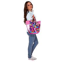 """Творчество и рукоделие «Color Me Mine» (6372377) сумочка """"Алмазный блеск"""" с розовыми вставками, 5 маркеров, 31х28 см, фото 3"""