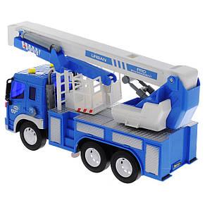 Автомобильный кран, 28 см «Junior trucker» (33019), фото 2
