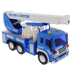 Автомобильный кран, 28 см «Junior trucker» (33019), фото 3