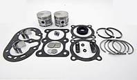 Ремкомплект компрессора ЗИЛ, КАМАЗ, МАЗ, К-701, Т-150, К-700 (Ремонт-2) (арт.1706)