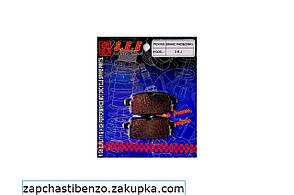 Колодки тормозные диск   Yamaha JOG 50   Тайвань