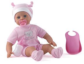 Куклы и пупсы «Dolls World» (8130) интерактивный плачущий пупс, с аксессуарами