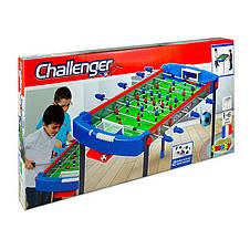 """Настольная игра «Smoby» (620200) футбольный стол """"Челленжер (Challenger)"""", фото 2"""