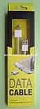 Кабель USB - micro USB, магнітний штекер, зарядка та синхронізація, фото 4