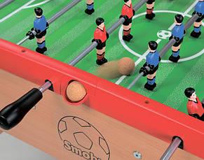 """Настольная игра «Smoby» (140022) полупрофессиональный футбольный стол """"Чемпион (Champion)"""", фото 2"""