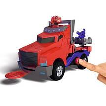 """Грузовик """"Трансформер. Миссия Оптимус Прайм"""" с функцией стрельбы,, 23 см «Dickie Toys» (3116003), фото 3"""