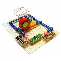 Конструктор «Знаток» (REW-K007) электронный, для школы и дома, более 999 схем, фото 2