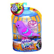 Интерактивная игрушка «Little Live Pets» (28017) птичка деликатная Ди (Delicate Dee), фото 2