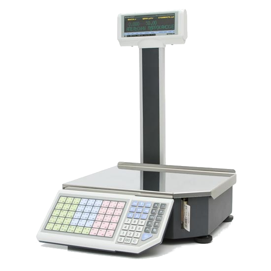 Весы с печатью этикеток «Штрих-ПРИНТ M» v. 4.5 (2 Мб)
