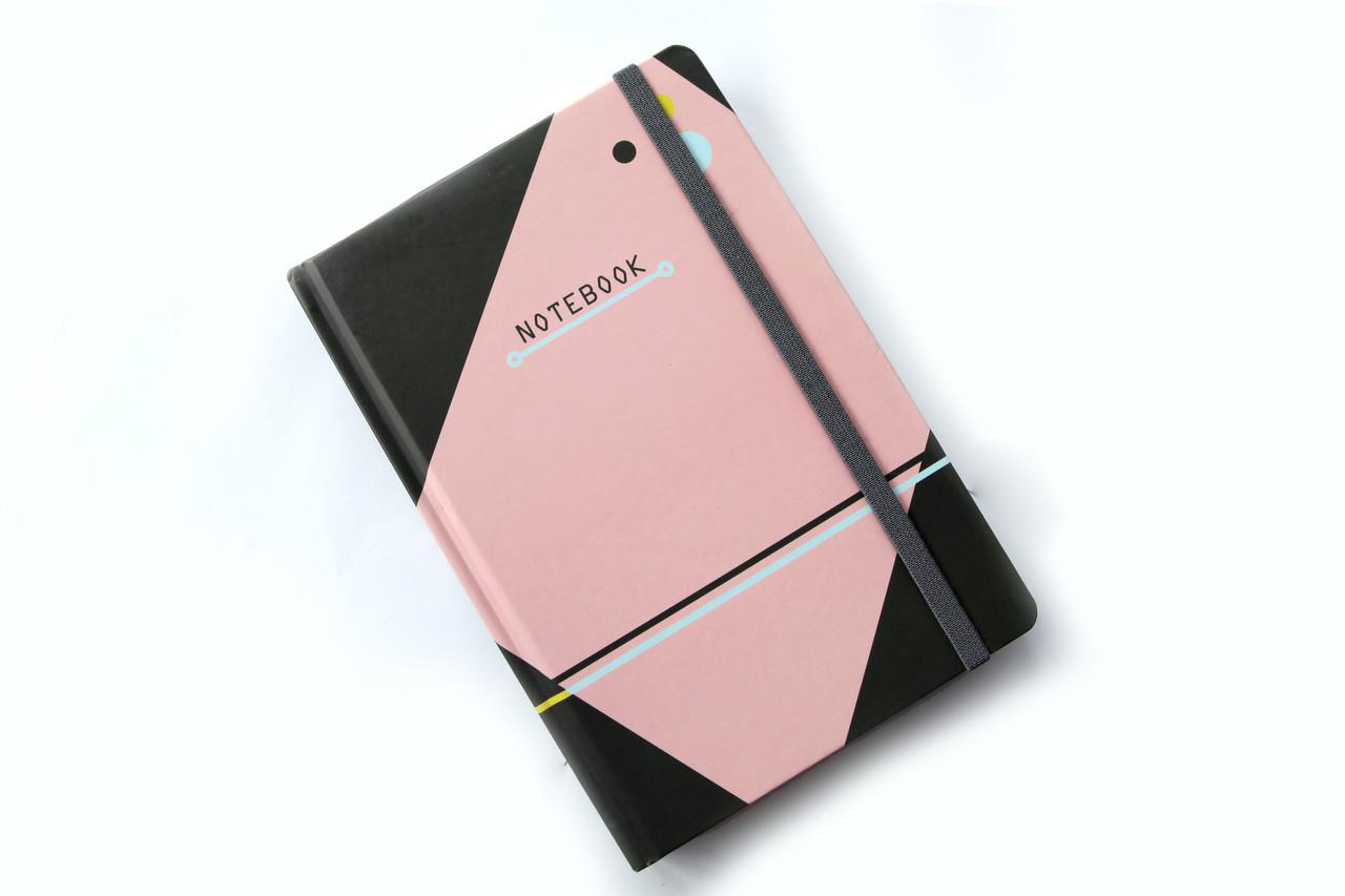 Блокнот Pink-blue 0007
