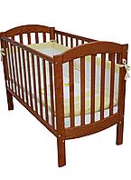 Детская кроватка ВЕРЕС СОНЯ ЛД-10 (без маятника) ольха