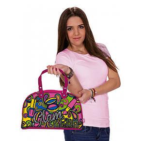 """Творчество и рукоделие «Color Me Mine» (6371193) сумочка """"Розовый Гламур"""" для уикенда, 5 маркеров, 33x23 см, фото 3"""