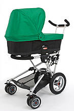 Универсальная коляска 2 в 1 «Micralite» Toro New Born, цвет Emerald (ML-TO1-02-03)