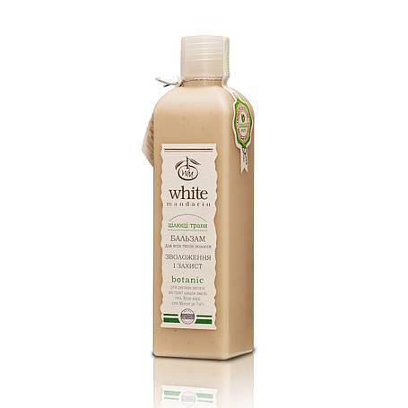 """Натуральная косметика «White Mandarin» (WM0002) бальзам для всех типов волос, серия """"Целебные травы"""", 250 мл, фото 2"""