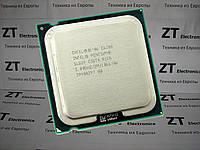 Процессор Intel® Core™2 Duo E6300 2 МБ кэш-памяти, тактовая частота 1,86 ГГц, частота системной шины 1066 МГц