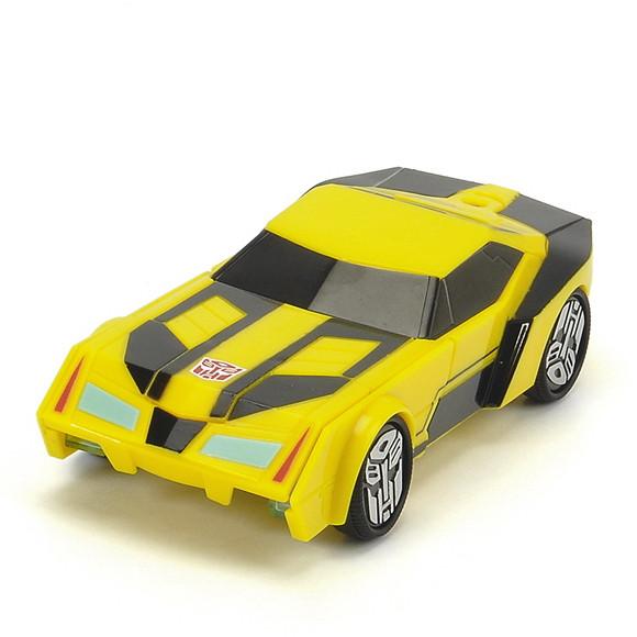 """Автомобиль """"Трансформер. Миссия Бамблби"""" с функцией транформации, 15 см «Dickie Toys» (3113000)"""