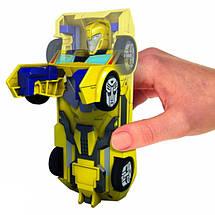 """Автомобиль """"Трансформер. Миссия Бамблби"""" с функцией транформации, 15 см «Dickie Toys» (3113000), фото 2"""