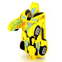 """Автомобиль """"Трансформер. Миссия Бамблби"""" с функцией транформации, 15 см «Dickie Toys» (3113000), фото 3"""