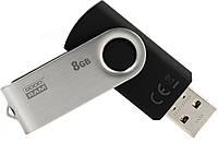 USB Flash Goodram UTS3 Twister USB 3.0 8Gb Black