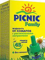 Жидкость для фумигатора Picnic family