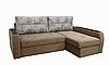 Угловой диван Garnitur.plus Барон светло-бежевый 250 см