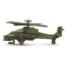 Конструктор «Sluban» (M38-B0298) вертолёт, 199 элементов, фото 3