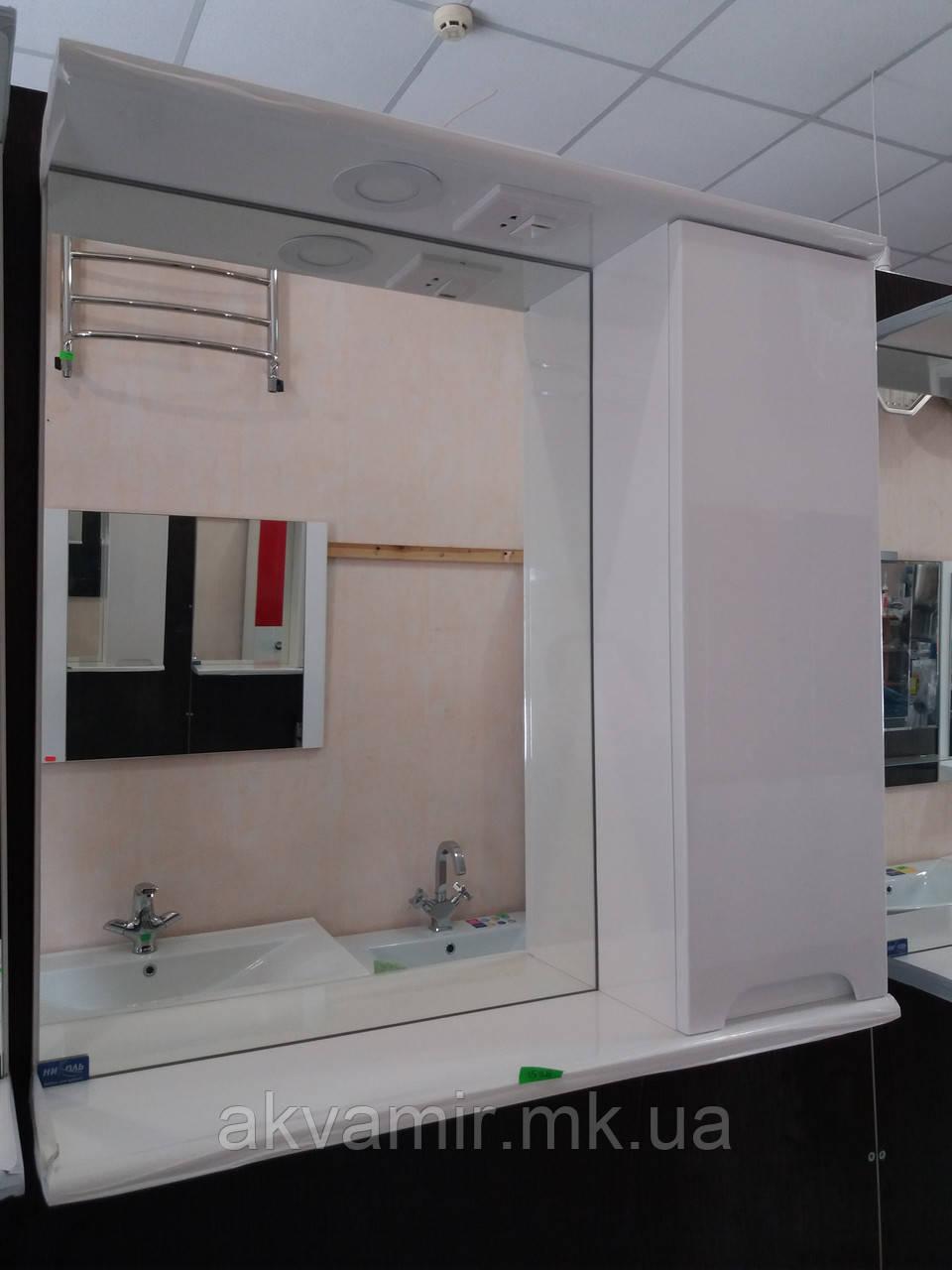 Дзеркало у ванну Марко Ніколь 70 см
