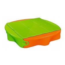 """Игровые площадки «BIG» (56738) песочница с пластиковым покрытием """"Sandy"""", фото 3"""