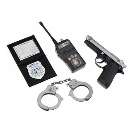 Игровой набор «Simba» (8102669) набор полицейского, 4 предмета, фото 2