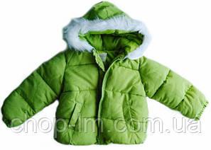 Куртка (теплая) для девочки 2-3 года Crazy8, фото 2
