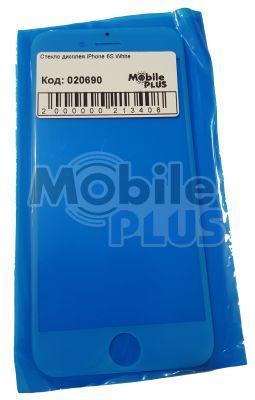 Стекло для переклейки дисплея Apple iPhone 6S White