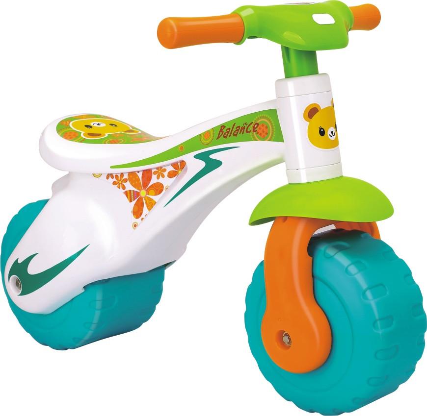 Беговел (зеленый), Huile Toys (2102-Green)
