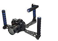 Rl-01 плечевой упор для видео и зеркальных камер, штатив регулируемый DSLR Rig