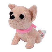 "Мягкая игрушка «Chi Chi Love» (5890208) собачка Чихуахуа ""Мини-модница (Mini Fashion)"", 10 см"