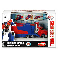 """Автомобиль """"Трансформер. Миссия Оптимус Прайм"""" с пусковой платформой, 16 см «Dickie Toys» (3112003), фото 2"""