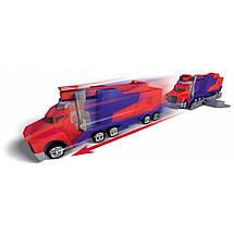 """Автомобиль """"Трансформер. Миссия Оптимус Прайм"""" с пусковой платформой, 16 см «Dickie Toys» (3112003), фото 3"""