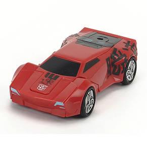 """Автомобиль """"Трансформер. Сайдсвайп"""" с функцией транформации, 15 см «Dickie Toys» (3113001), фото 2"""