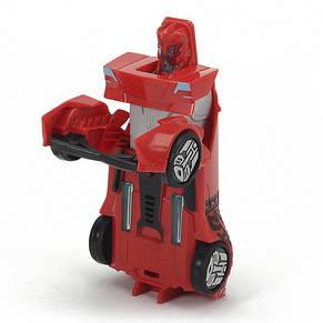 """Автомобиль """"Трансформер. Сайдсвайп"""" с функцией транформации, 15 см «Dickie Toys» (3113001), фото 3"""
