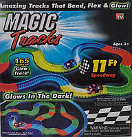 Гоночная трасса Magic Tracks на 165 деталей