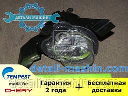 "Фара противотуманная левая Чери Джаги 06 - 10  ""TEMPEST"" Chery JAGGI S21 3732010"