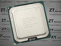 Процессор Intel® Core™2 Duo E8400 6 МБ кэш-памяти, тактовая частота 3,00 ГГц, частота системной шины 1333 МГц