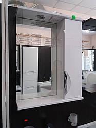 Зеркало в ванную З-04 ВР Николь 55 см