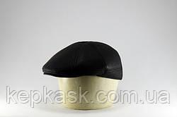 Кепка black leather KSK